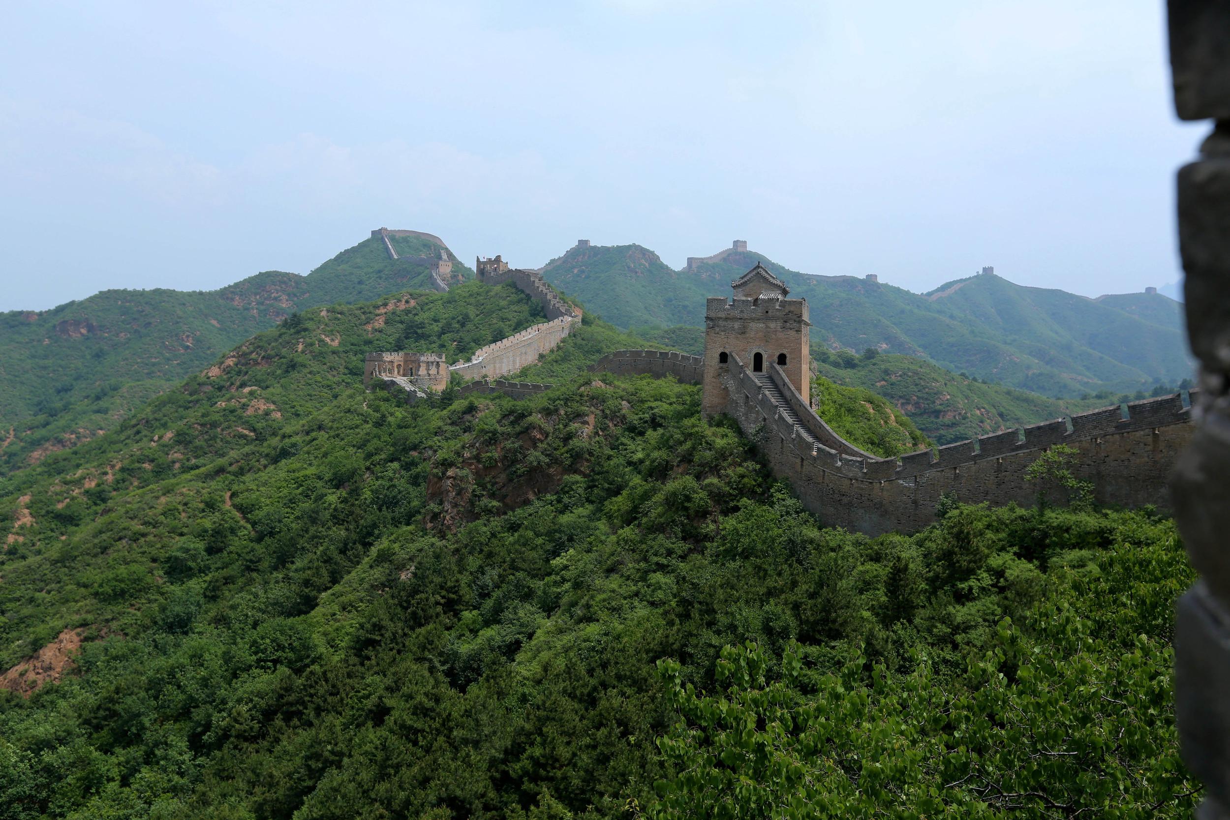 Beijing orginal Great Wall.JPG