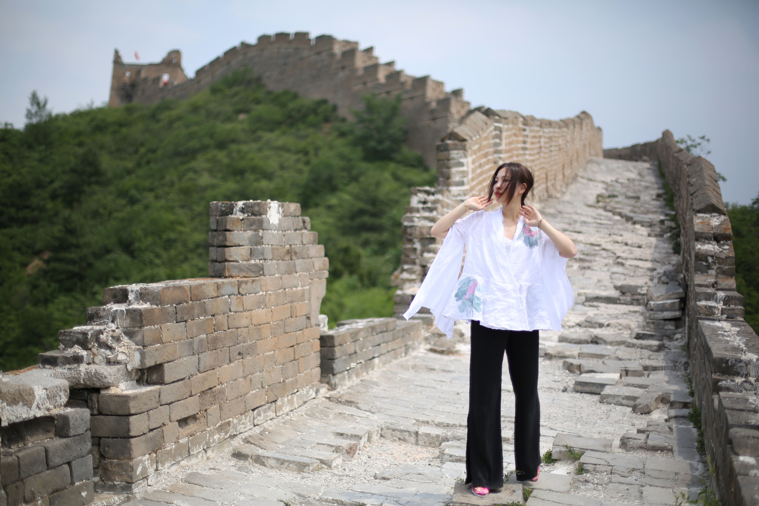 Beijing greatwall jinshanling fashion .JPG