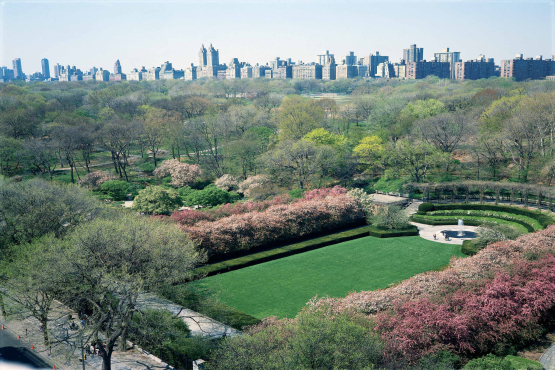 {NYC PLACES} English Garden in CENTRAL PARK