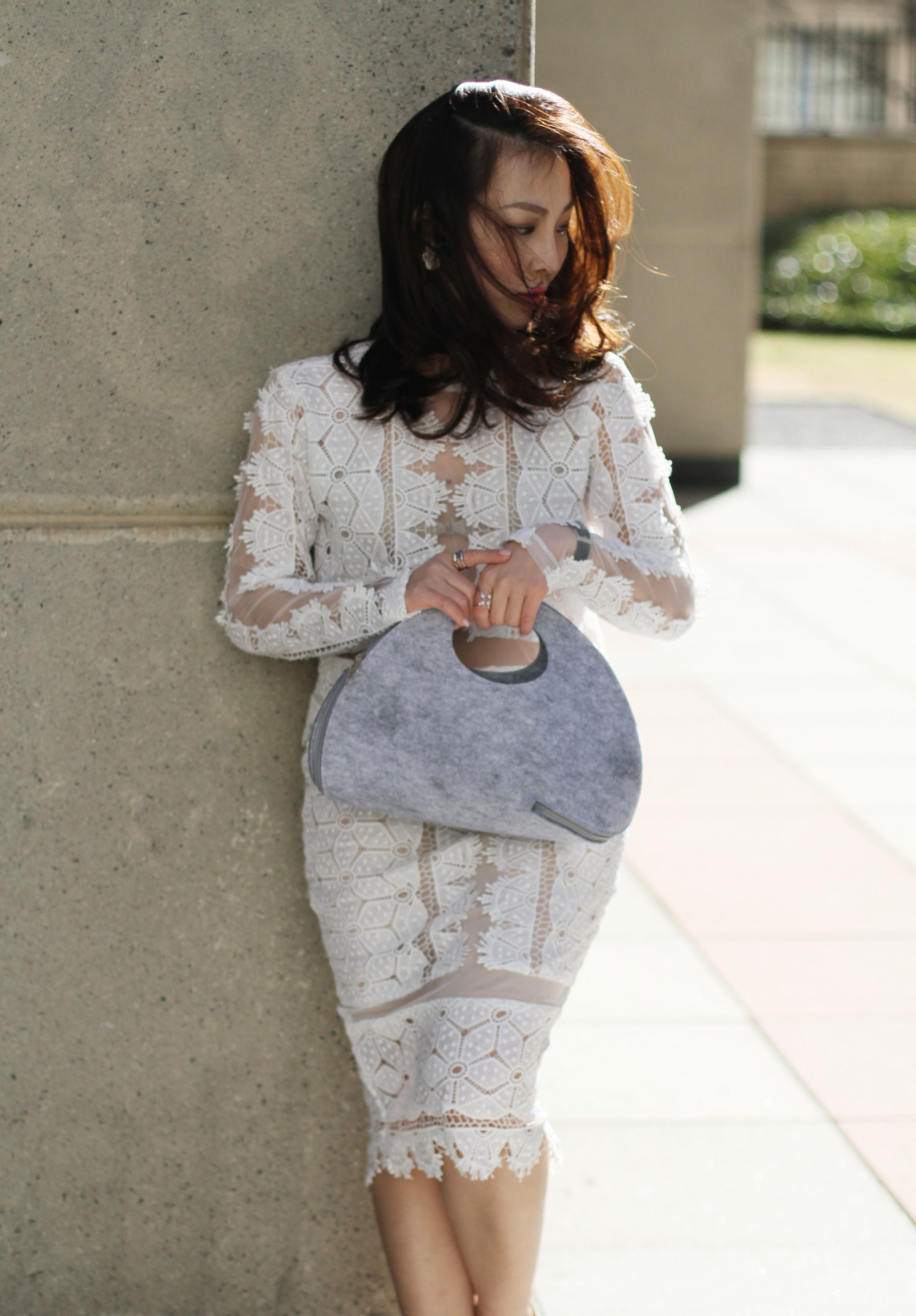 white lace top and skirt classy.jpg