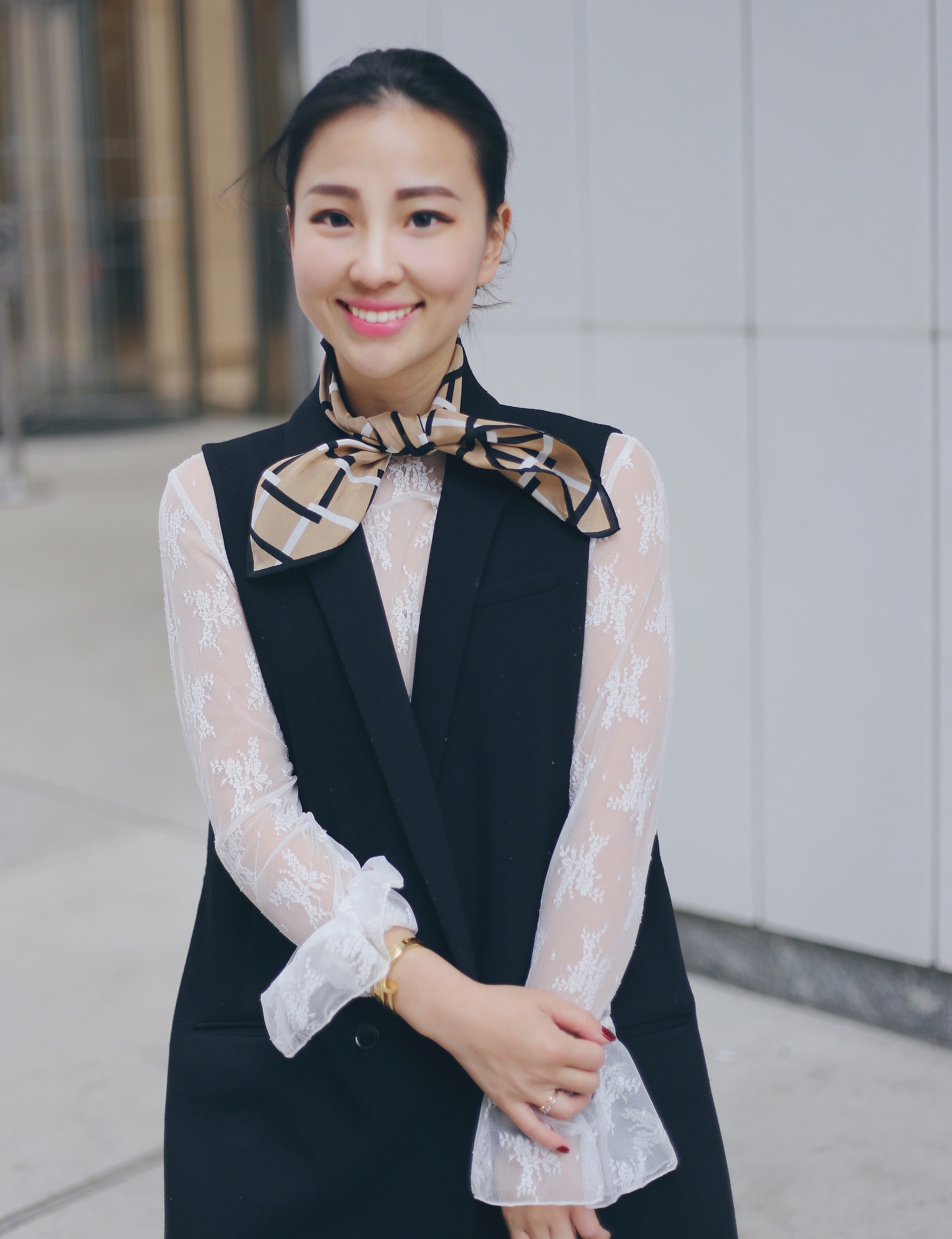 style with silk square scarf.JPG