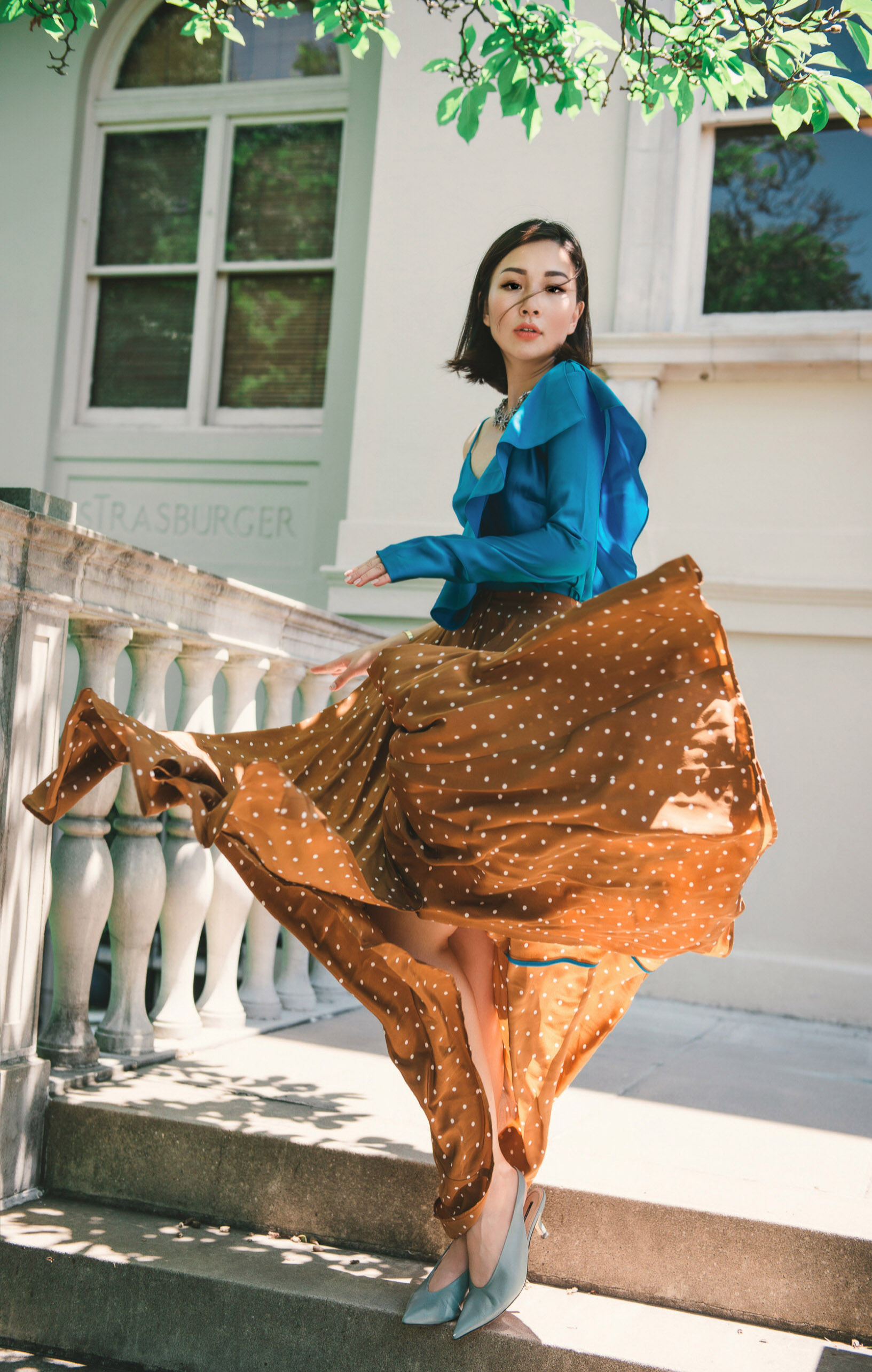 dvf skirt and top.JPG