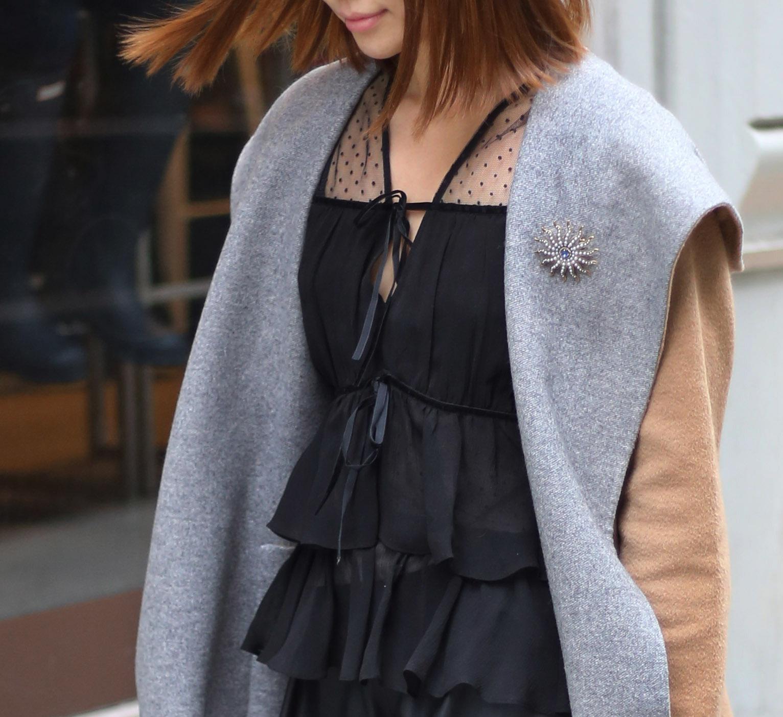Chelsea walker HELMUT MESH CRINKLE BLOUSE.jpg