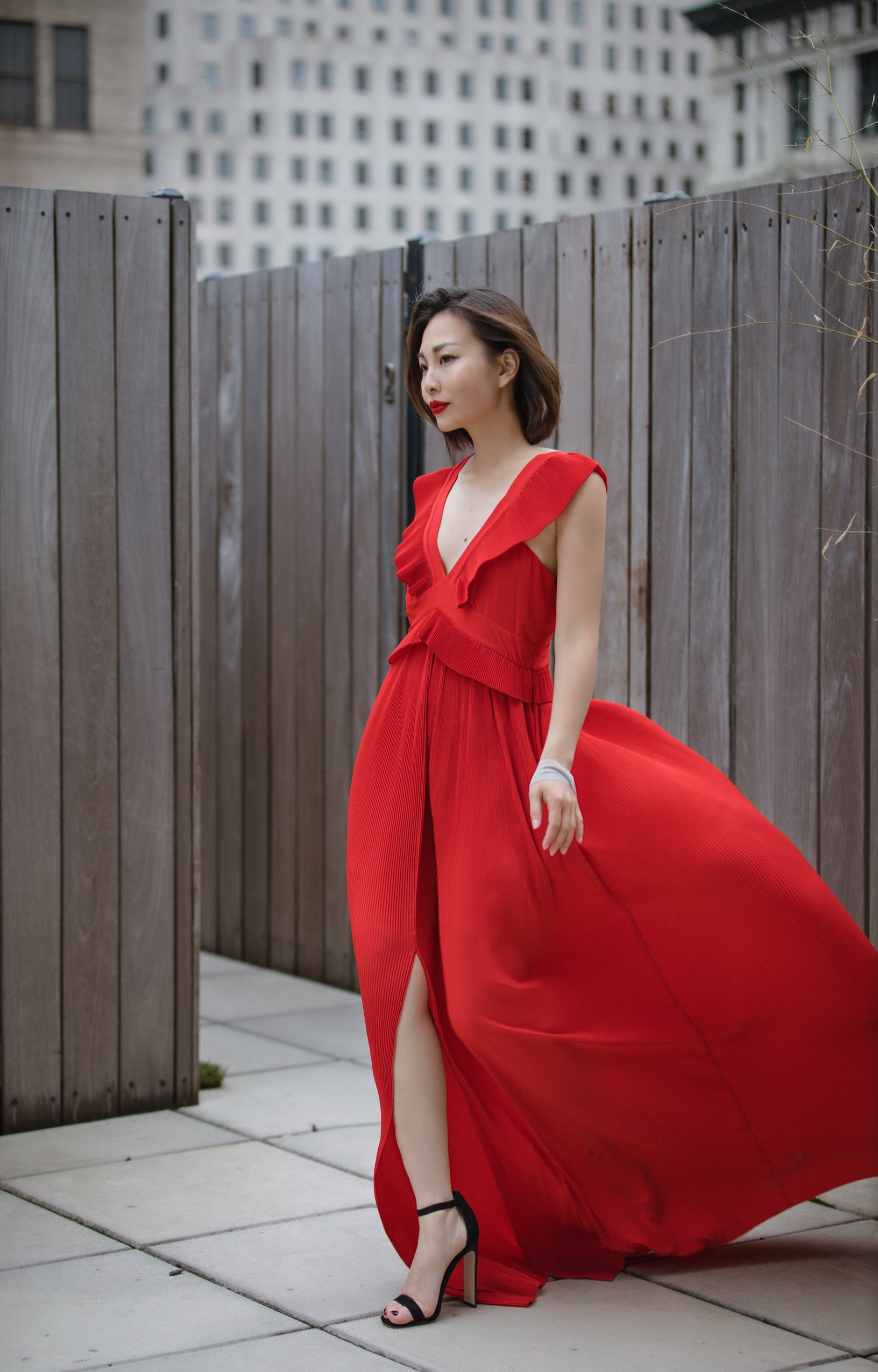 chelsea and walker red dress 1.JPG
