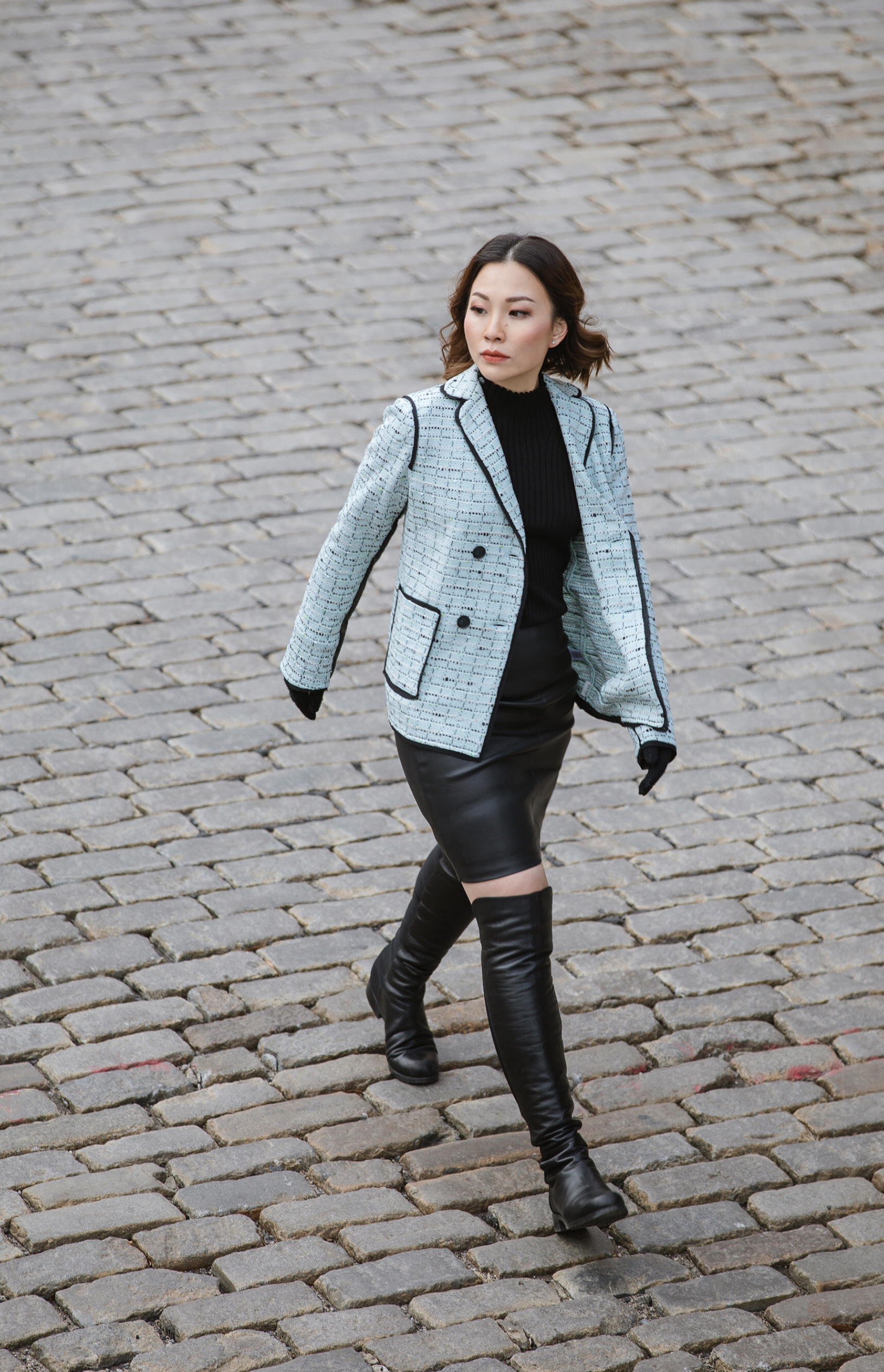 st john knits adriana multi tweed jacket nyc style.JPG