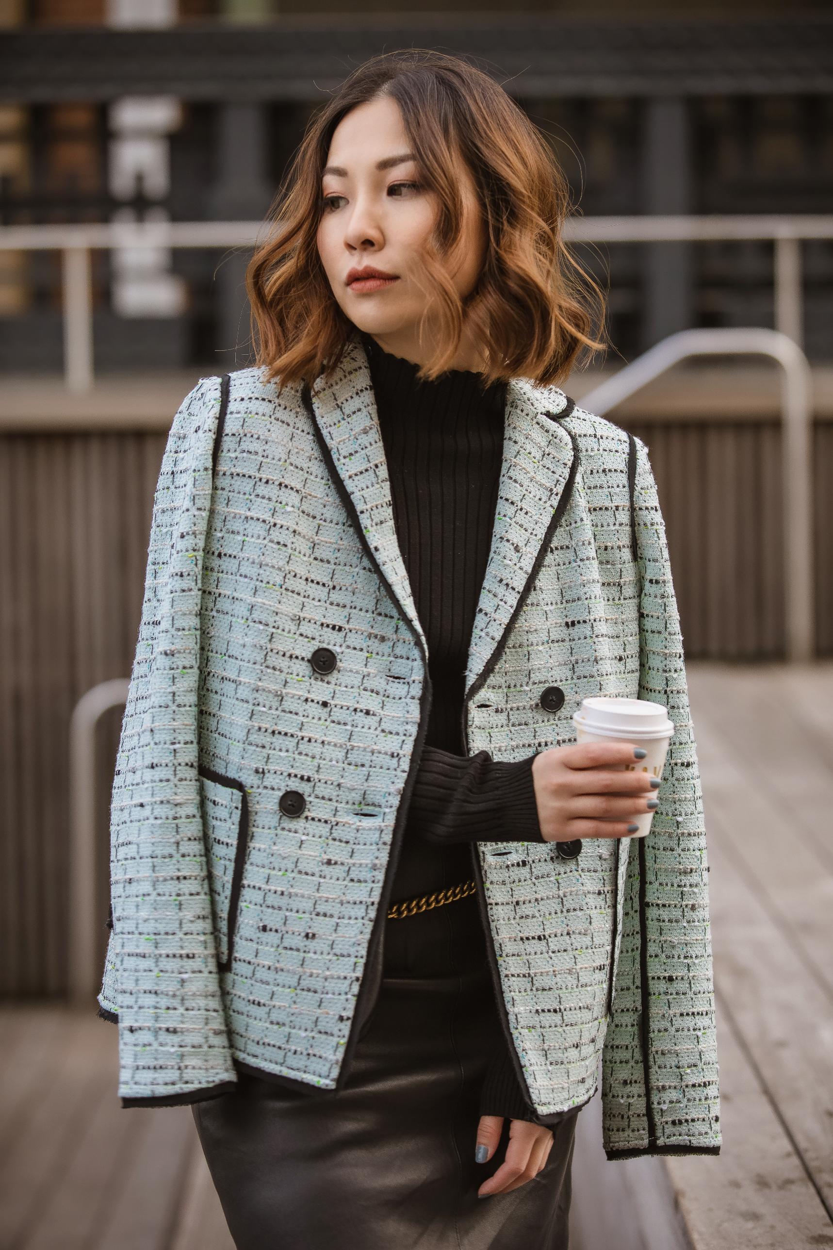 st john knits adriana multi tweed jacket spring 2018 collectino .JPG