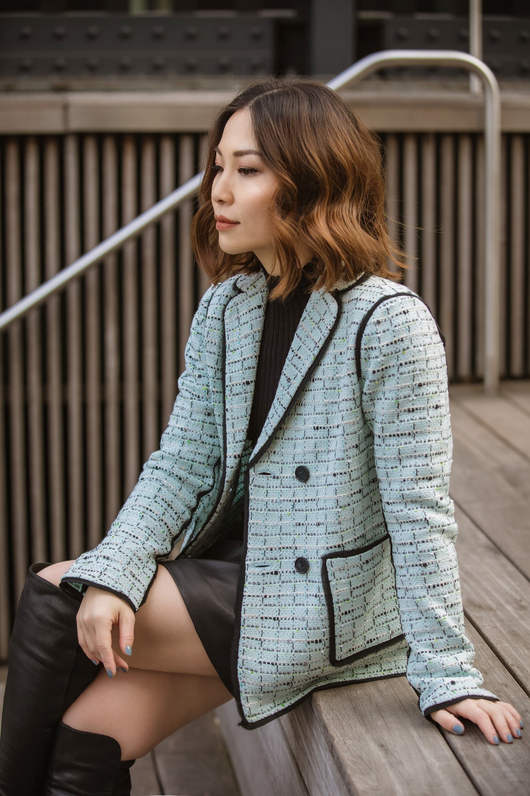 st john knits adriana multi tweed double breast jacket.JPG
