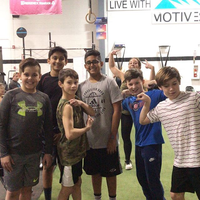 Developmental crew crushed it today with coach @motives_miked 💯  #manalapannj #monroe #freehold #eastwindsornj #hightstownnj #millstonenj #motiveslife
