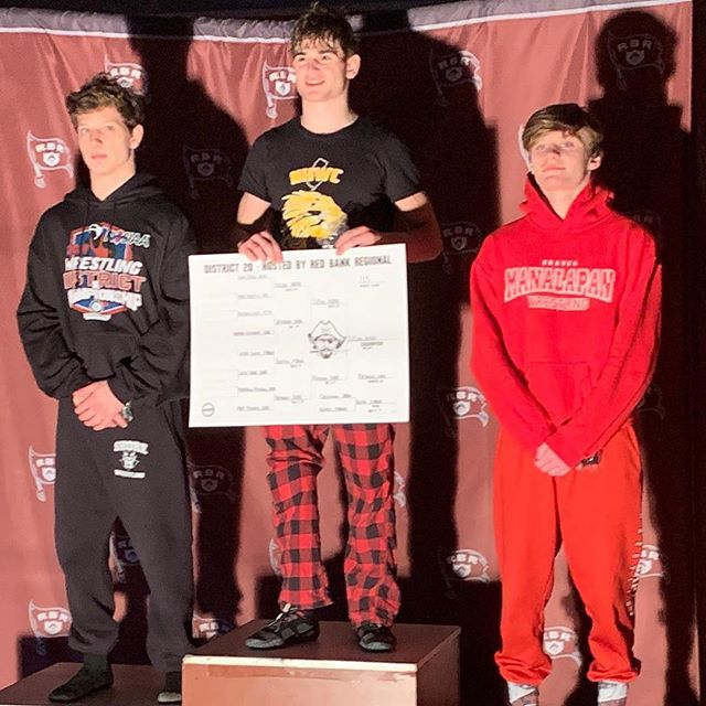 District 20 runner-up @calvin._burke 🔨  #elitewrestling #njwrestling #njsiaa #manalapan #motiveslife