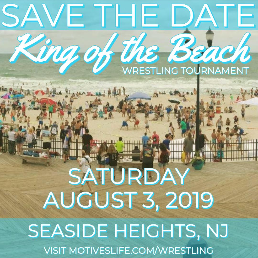 Wrestler Registration - 2019 Jersey Shore King of the Beach — MOTIVES