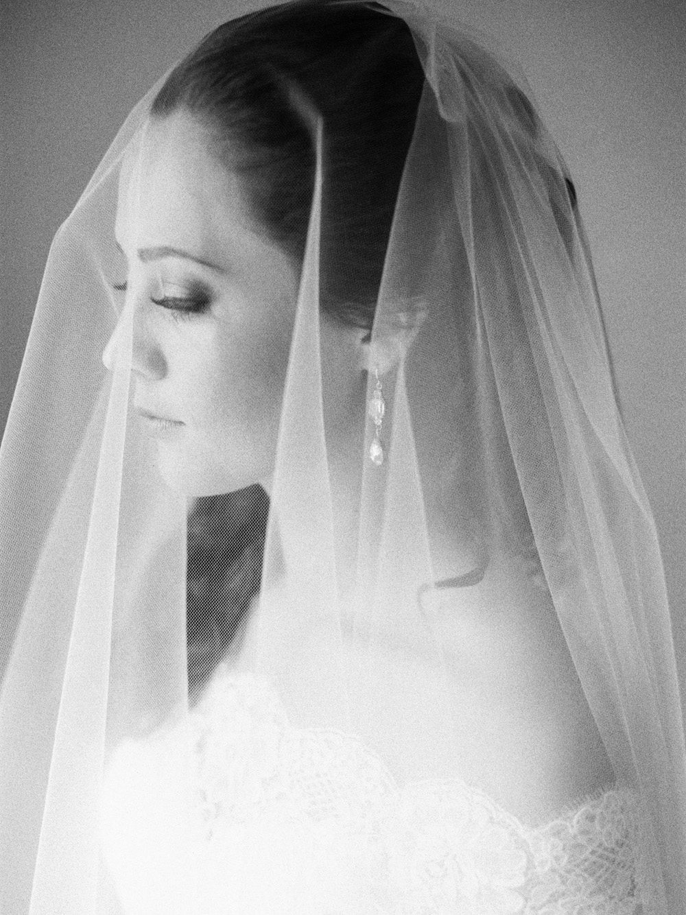 Film wedding photographer in iowa