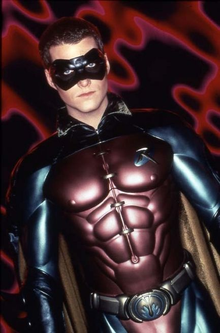 Robin   Batman Forever   and   Batman and Robin