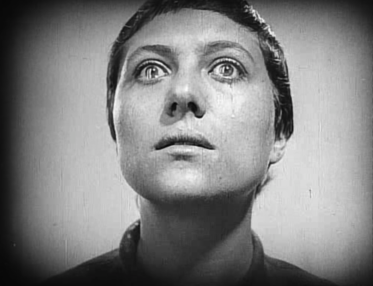 4. The Passion of Joan of Arc (1928)