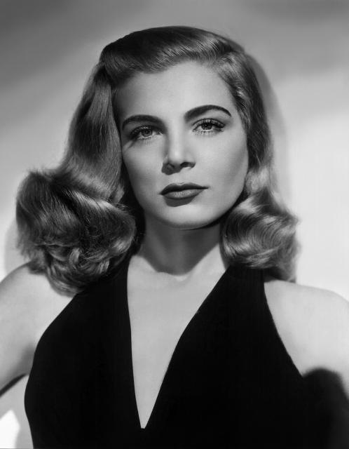 Lizabeth Scott  (September 29, 1922 – January 31, 2015) R.I.P.