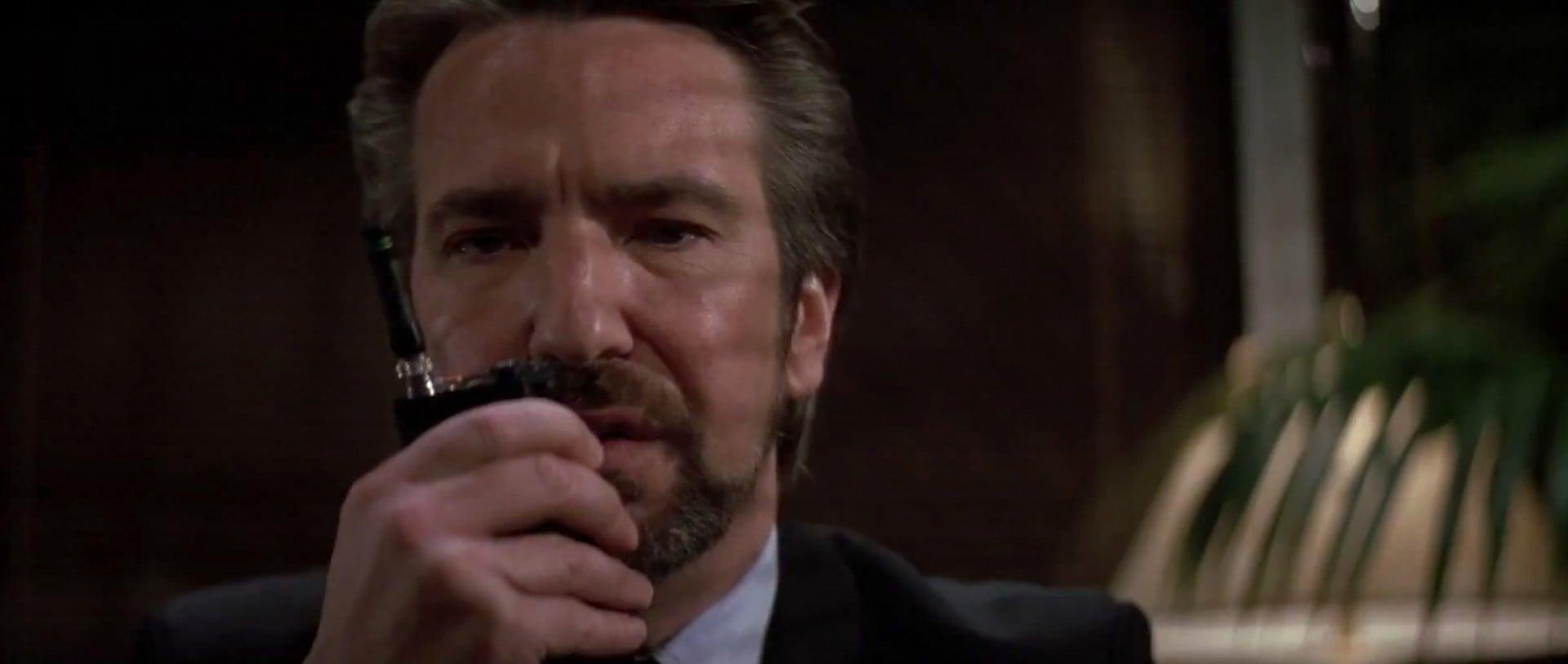 Alan Rickman in Die Hard (1988)