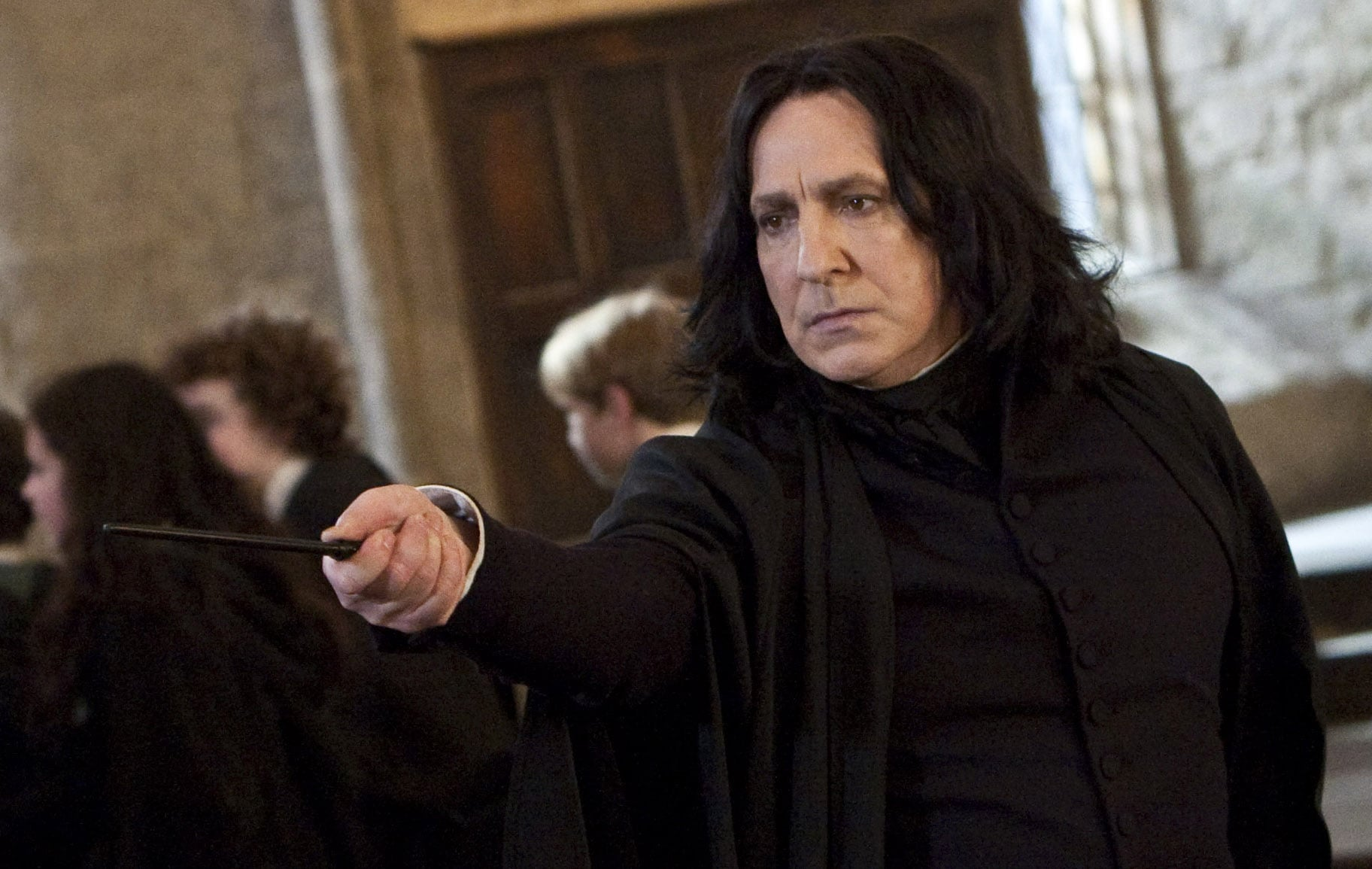 in Harry Potter and the Deathly Hallows: Part 2