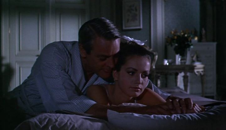 Kevin McCarthy and Catherine Spaak