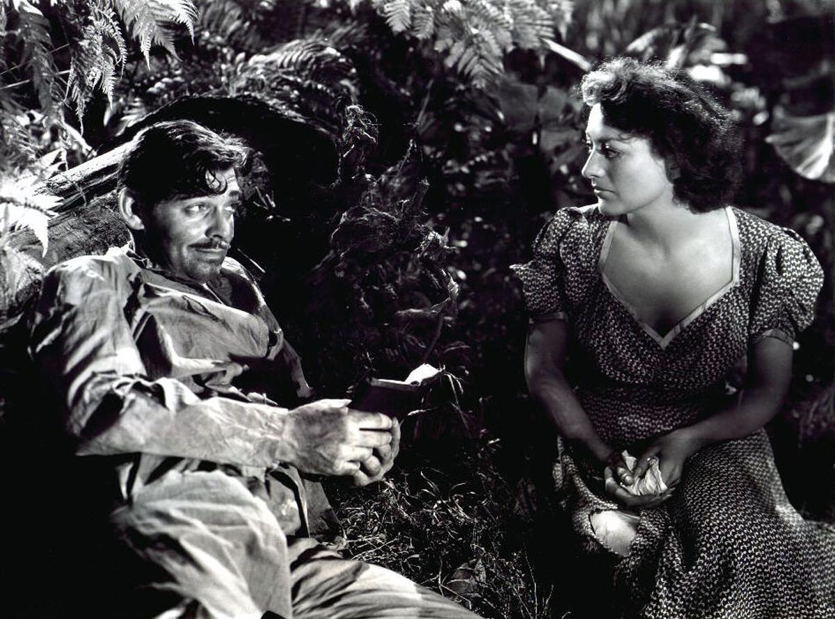 Clark Gable, Joan Crawford