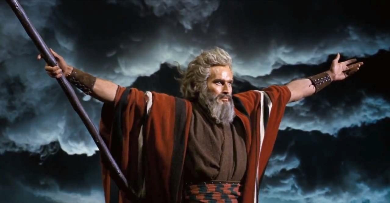 118. The Ten Commandments (1956)