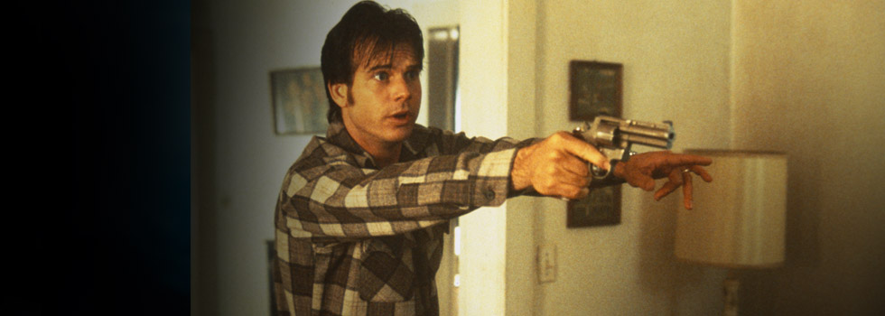 as Dale 'Hurricane' Dixon in One False Move (1992)
