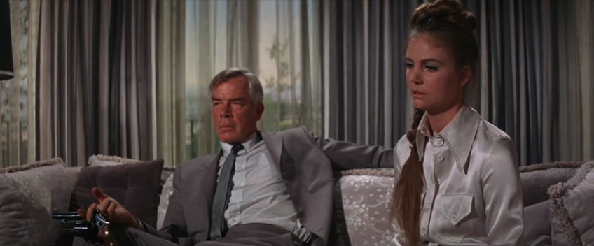 Lee Marvin, Sharon Acker