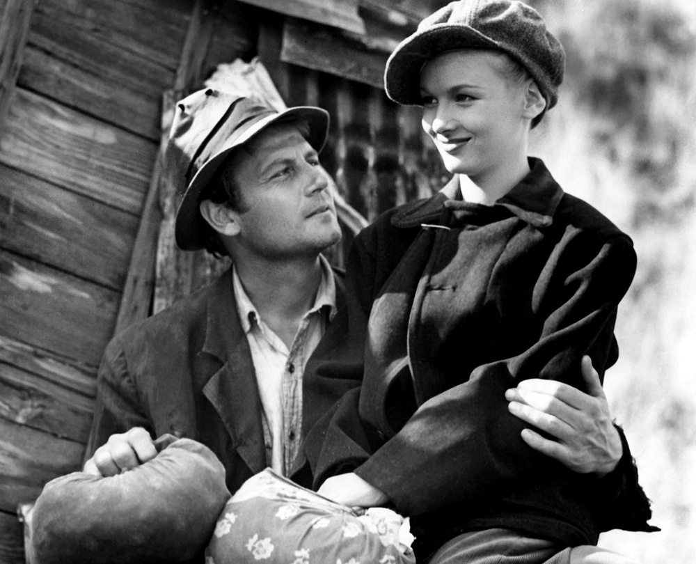 Joel McCrea, Veronica Lake