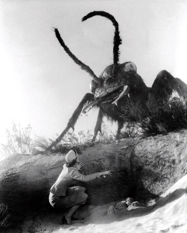 Joan Weldon, Nuclear Mutated Ant