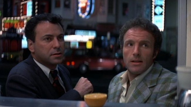 (From left) Alan Arkin, James Caan