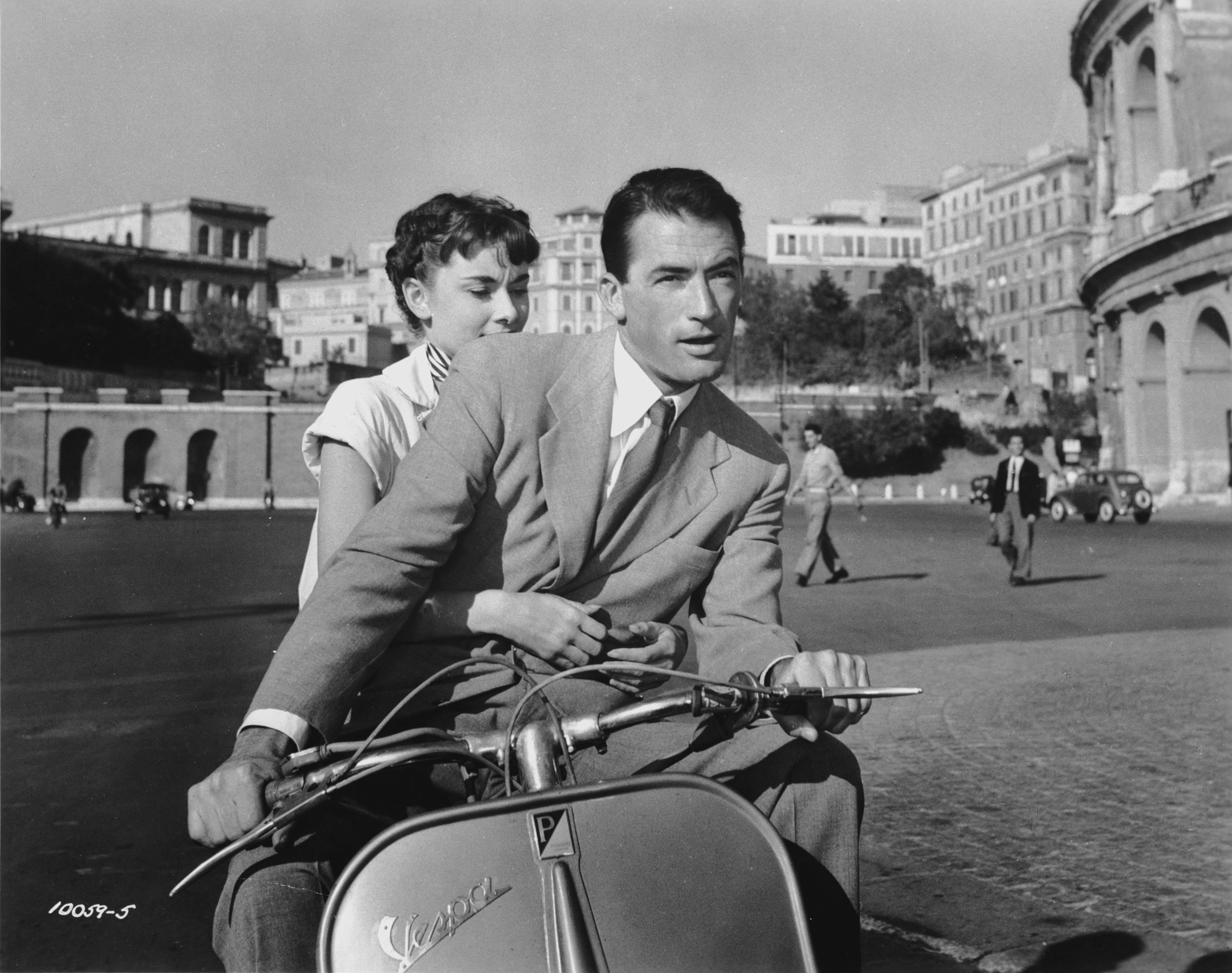 146. Roman Holiday (1953)
