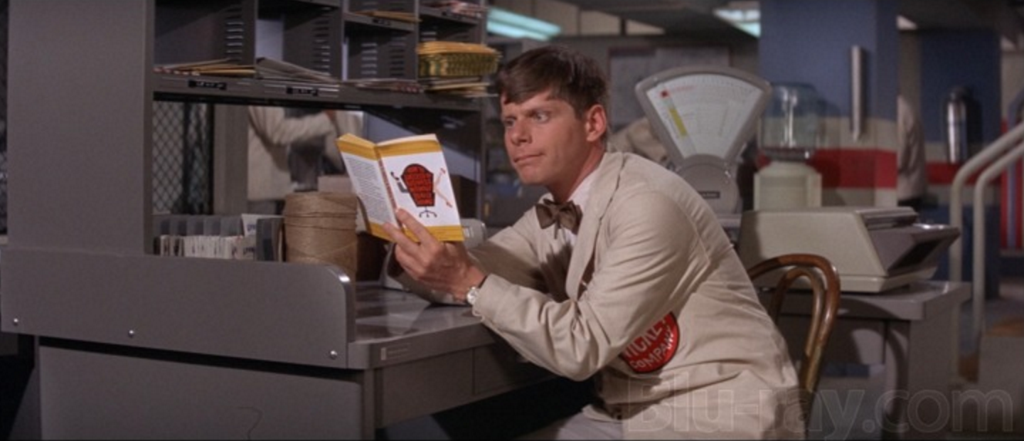 152. How to Succeed in Business Without Really Trying (1967)