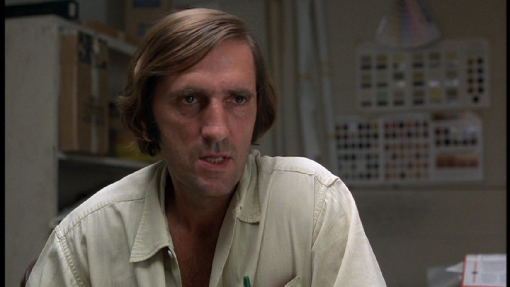 as Jerry Schue in Straight Time (1978)