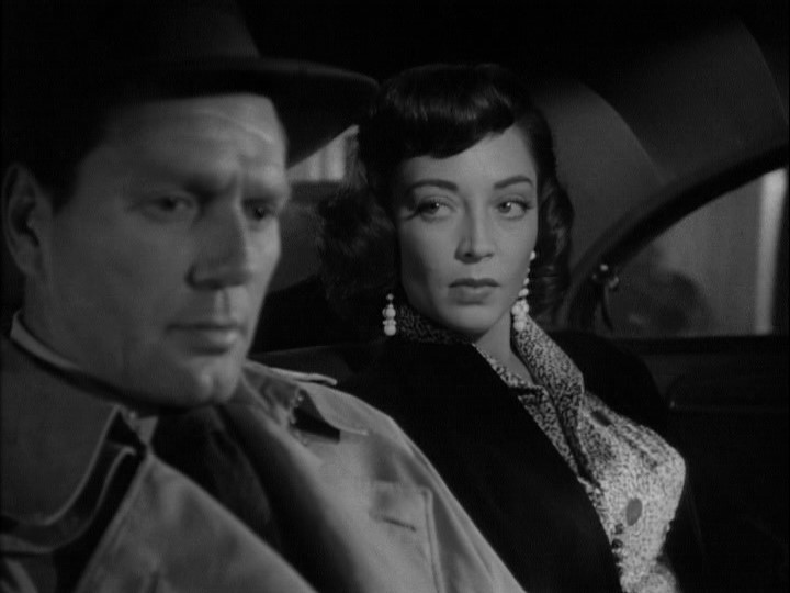Charles McGraw, Marie Windsor