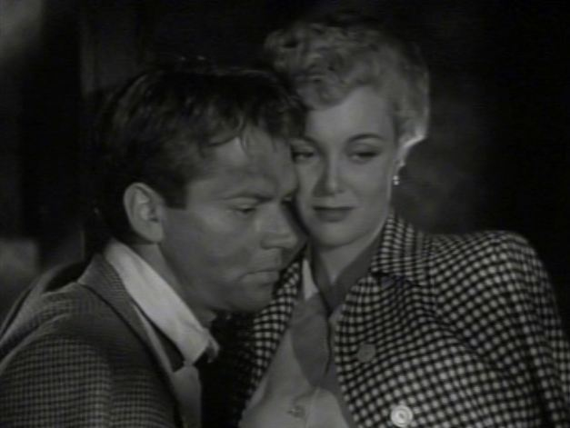 Keith Andes, Jan Sterling