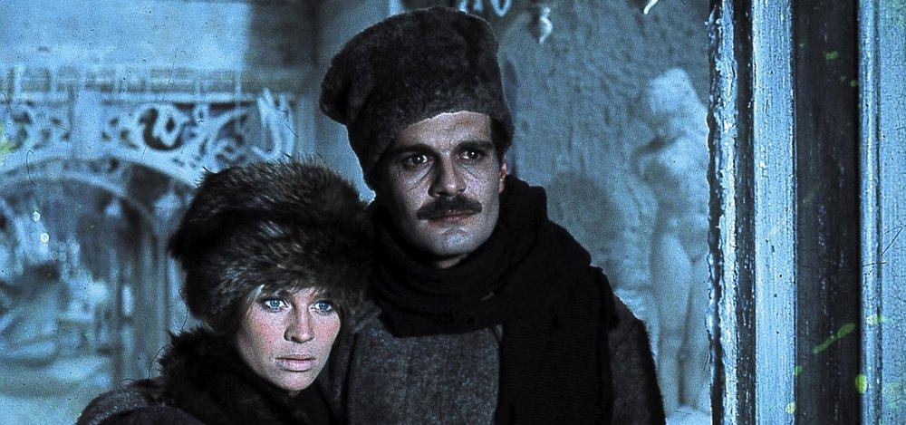 Julie Christie, Omar Sharif