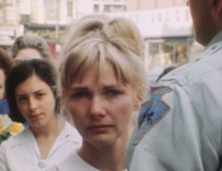 (In forefront) Barbara Loden