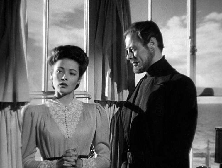 Gene Tierney, Rex Harrison