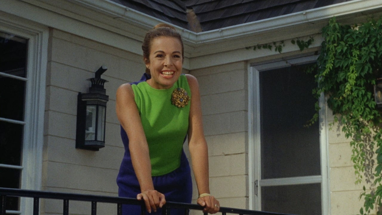 Marge Champion as Peggy Forsburgh in  The Swimmer