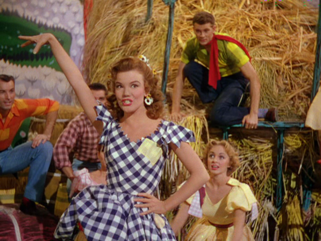 Nanette Fabray as Lily Marton in  The Band Wagon