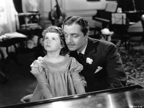 Ann Gillis and William Powell