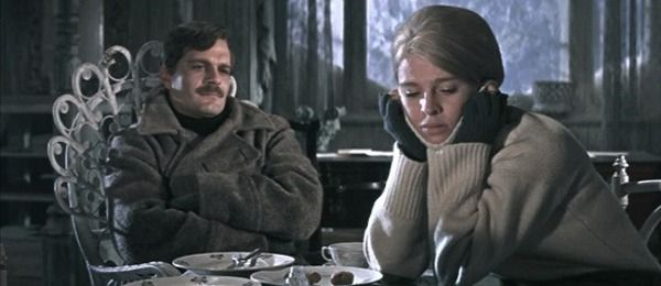 Omar Sharif, Julie Christie