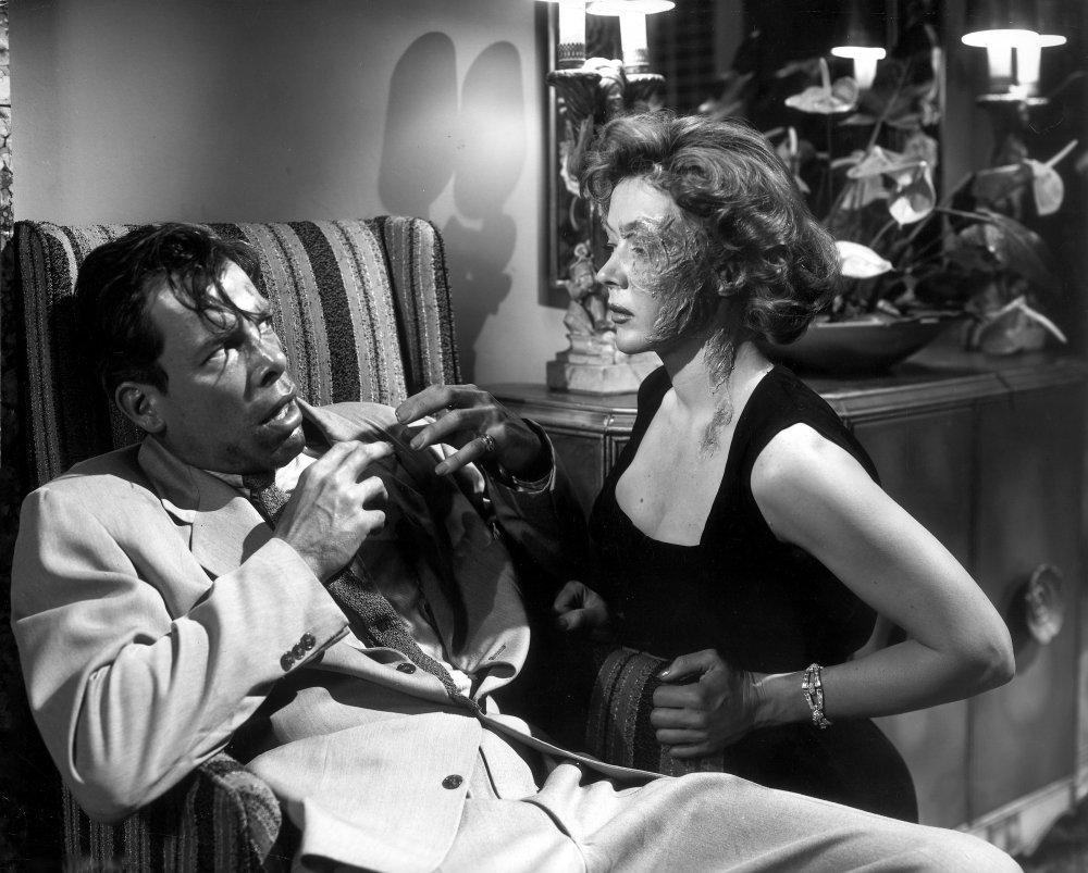 Lee Marvin, Gloria Grahame