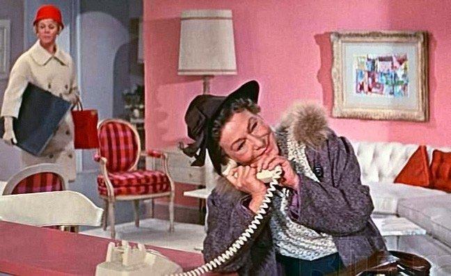 Doris Day, Thelma Ritter