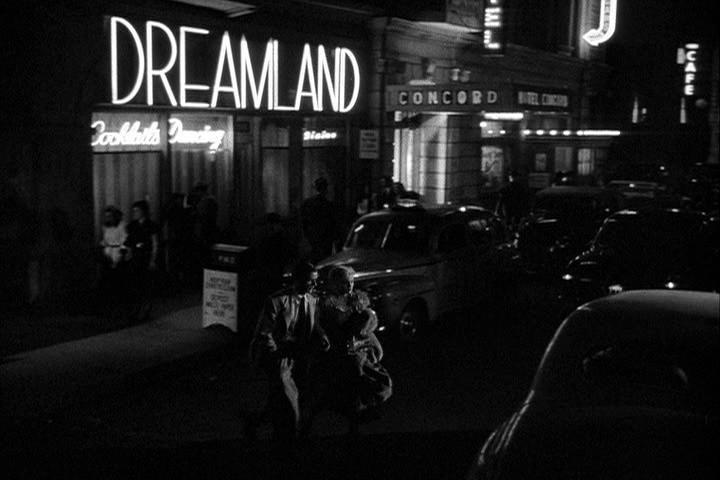 (Crossing the street) Marshall Thompson, Jan Sterling