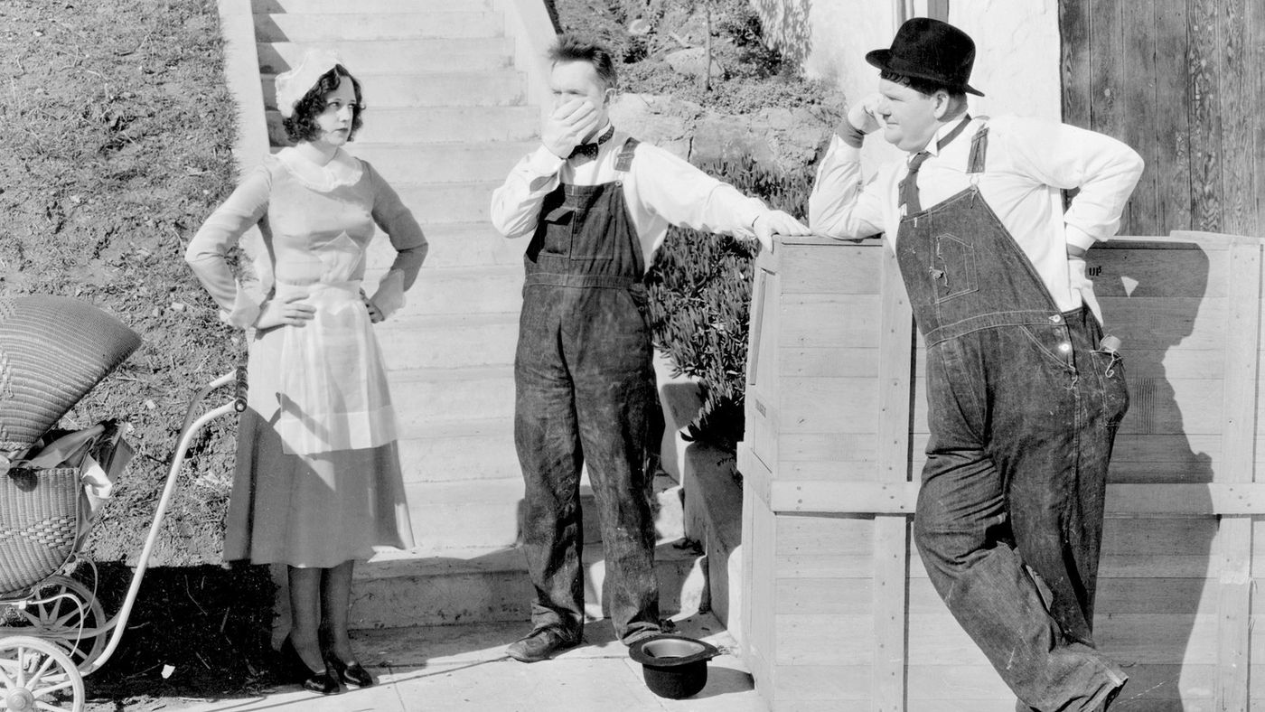 231. The Music Box (1932)