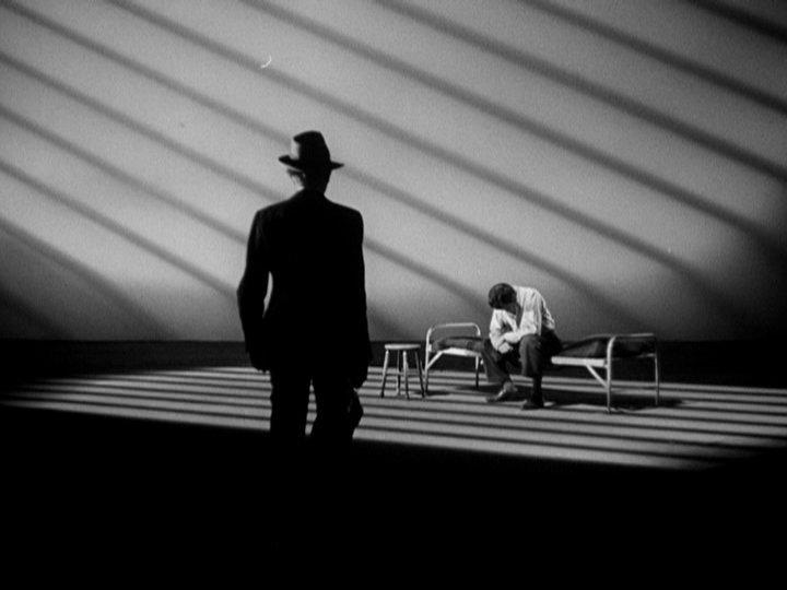 Noir photographic artistry care of Nicholas Musuraca