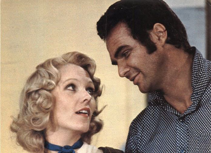 Connie Van Dyke and Burt Reynolds in W.W. AND THE DIXIE DANCEKINGS