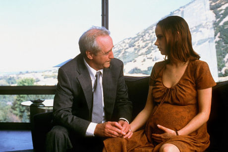 with Juliette Lewis in The Way of the Gun (2000)