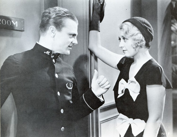 Joan Blondell, James Cagney