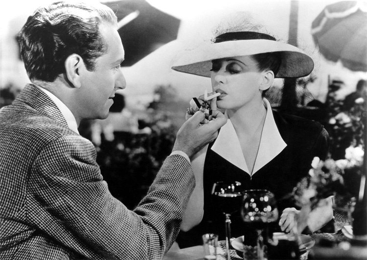 Paul Henreid, Bette Davis