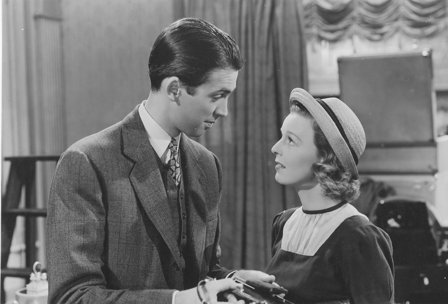 James Stewart, Margaret Sullavan